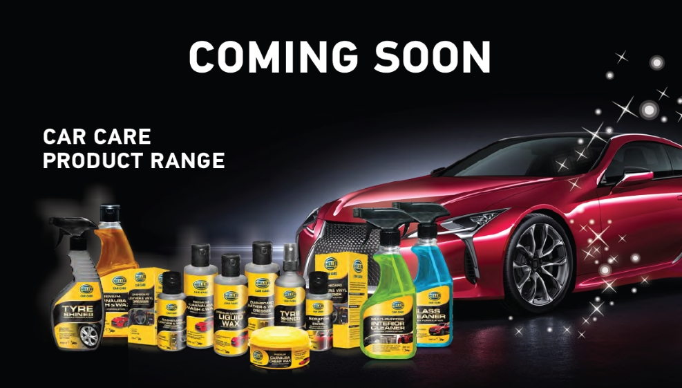 Car Care Coming Soon