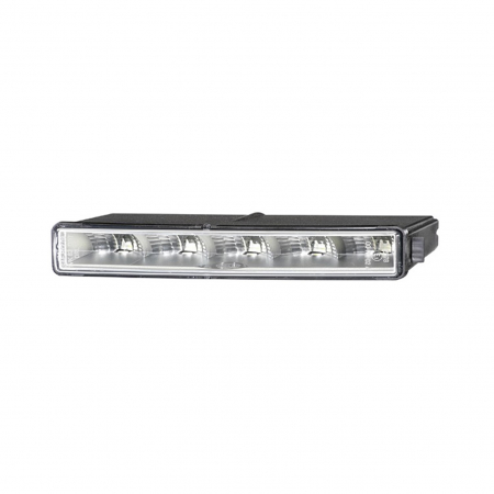 HELLA 010.043-801 Daytime Running Light Set Fitting, 12V