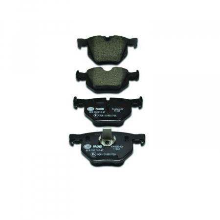 HELLA 355010471 FR Brake Pad For E60 520D,