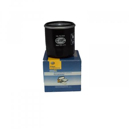 Hella 358131171 Oil Filter for Maruti Alto/Wagon-R (P)