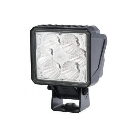 HELLA 996579011 Work Lamp, 6 LED, Long Range, With Open Wire