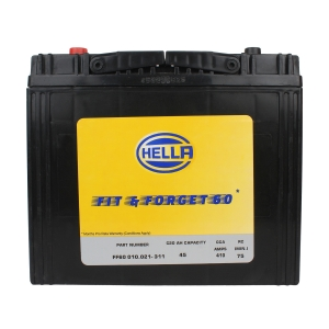 HELLA 010021311 Battery FF60* 12V 45AH 55B24LS