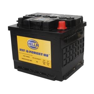 HELLA 010021361 Battery FF48* 12V 45AH DIN45