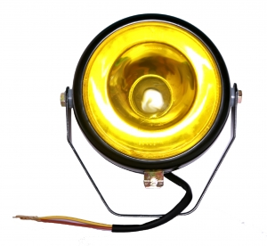 HELLA 327750031 Tilting Lamp Yellow Lens P36