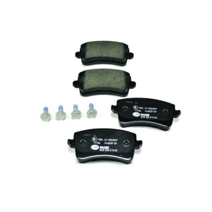 HELLA 355013651 FR Brake Pad For A4 (8K)
