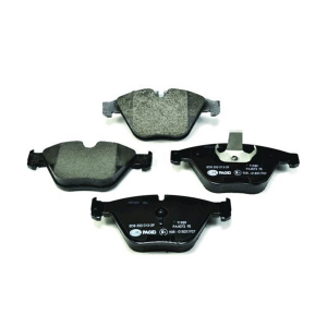 HELLA 355015391 RR Brake Pad For E60 525D