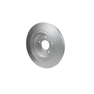 HELLA 355109941 Rear Brake Disc 34 21 6 772 085 For BMW: 5 (E60)