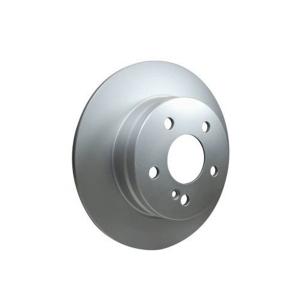 HELLA 355114181 Rear Brake Disc 204 423 05 12 For MB : C -class(W204)