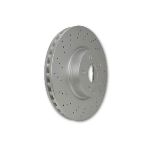 HELLA 355115011 Front  Brake Disc 221 421 10 12 For MB : S-Class(W221)