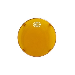 HELLA 358116991 Yellow Stone Shield for comet 500 value Fit LED