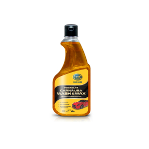 HELLA 358125011 Premium Carnauba Wash & Wax 500 ml