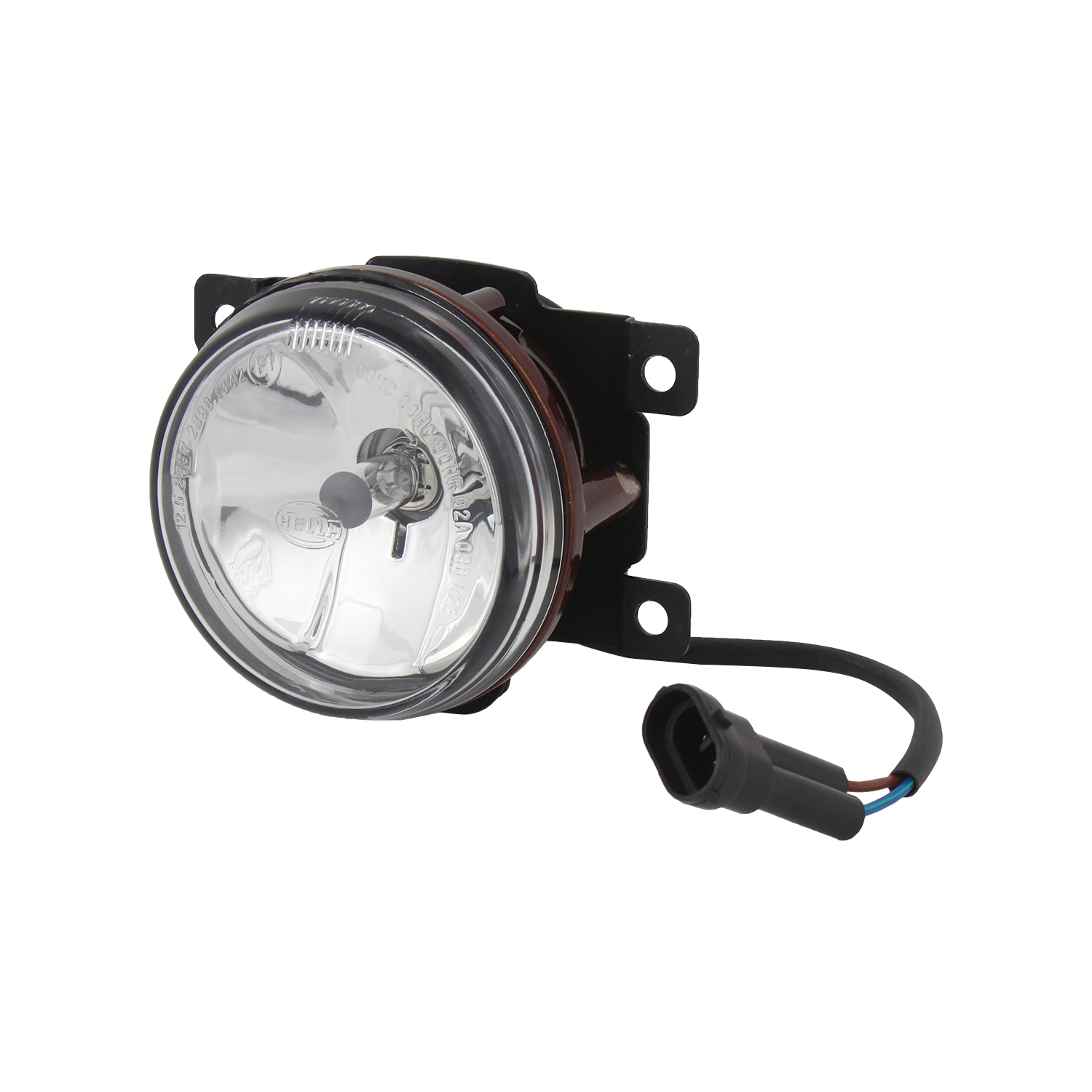 HELLA 008582551 90mm Front Fog Lamp 12V  (Knight Rider)