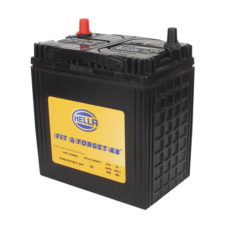 HELLA 010021341 Battery FF48* 12V 35AH 42B20L
