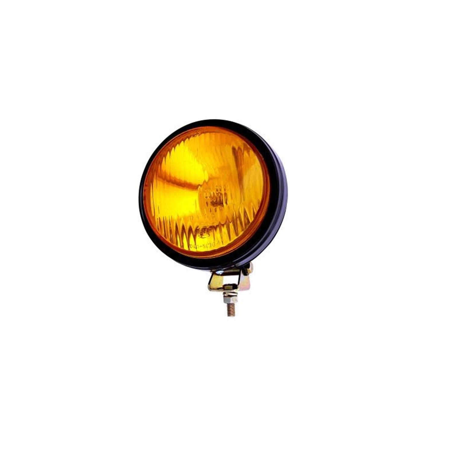 HELLA 328150031 Fog Lamp With Cover Yellow Glass Without Bulb