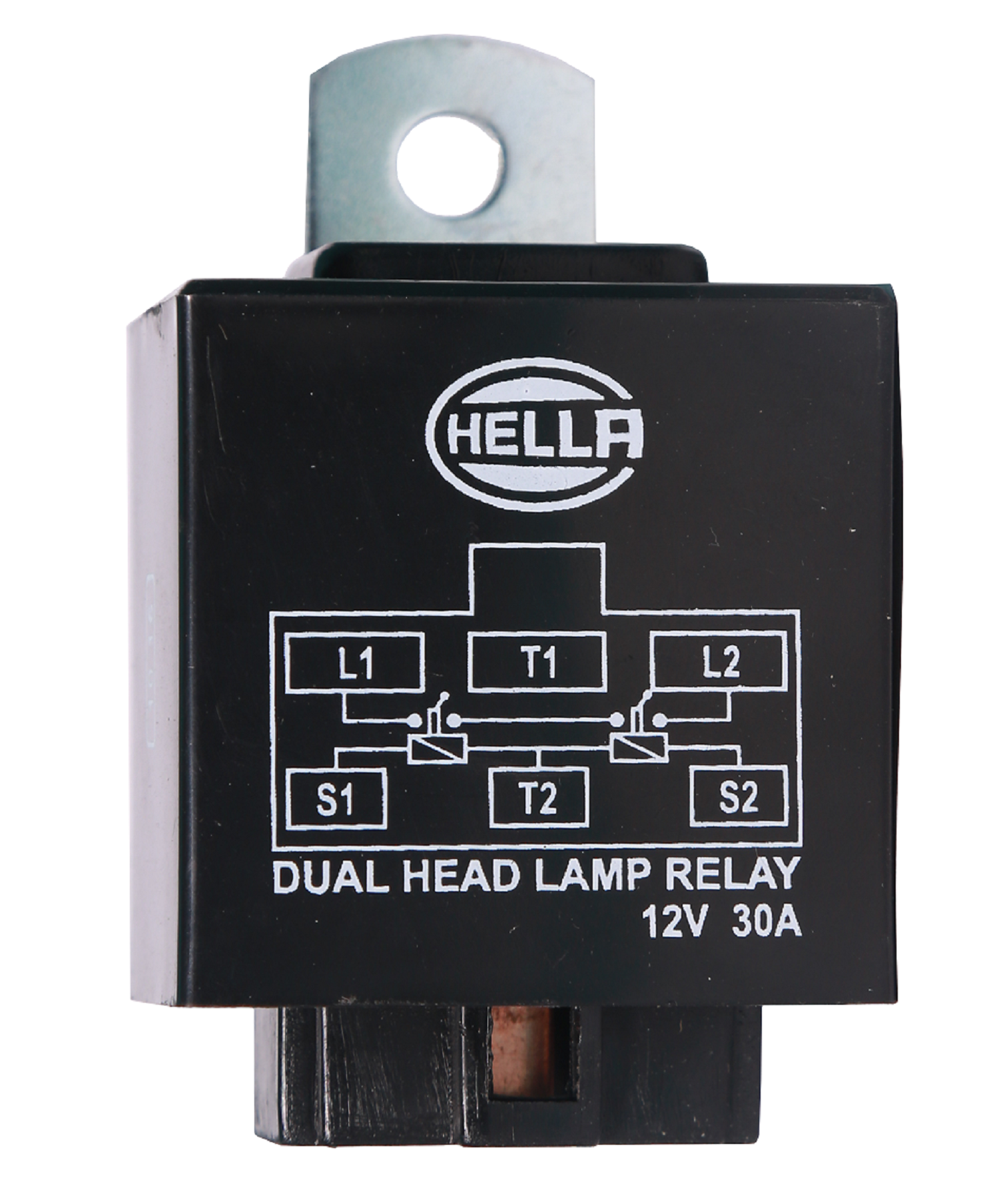 HELLA 329316001 Head Lamp 12V Electrical Relay