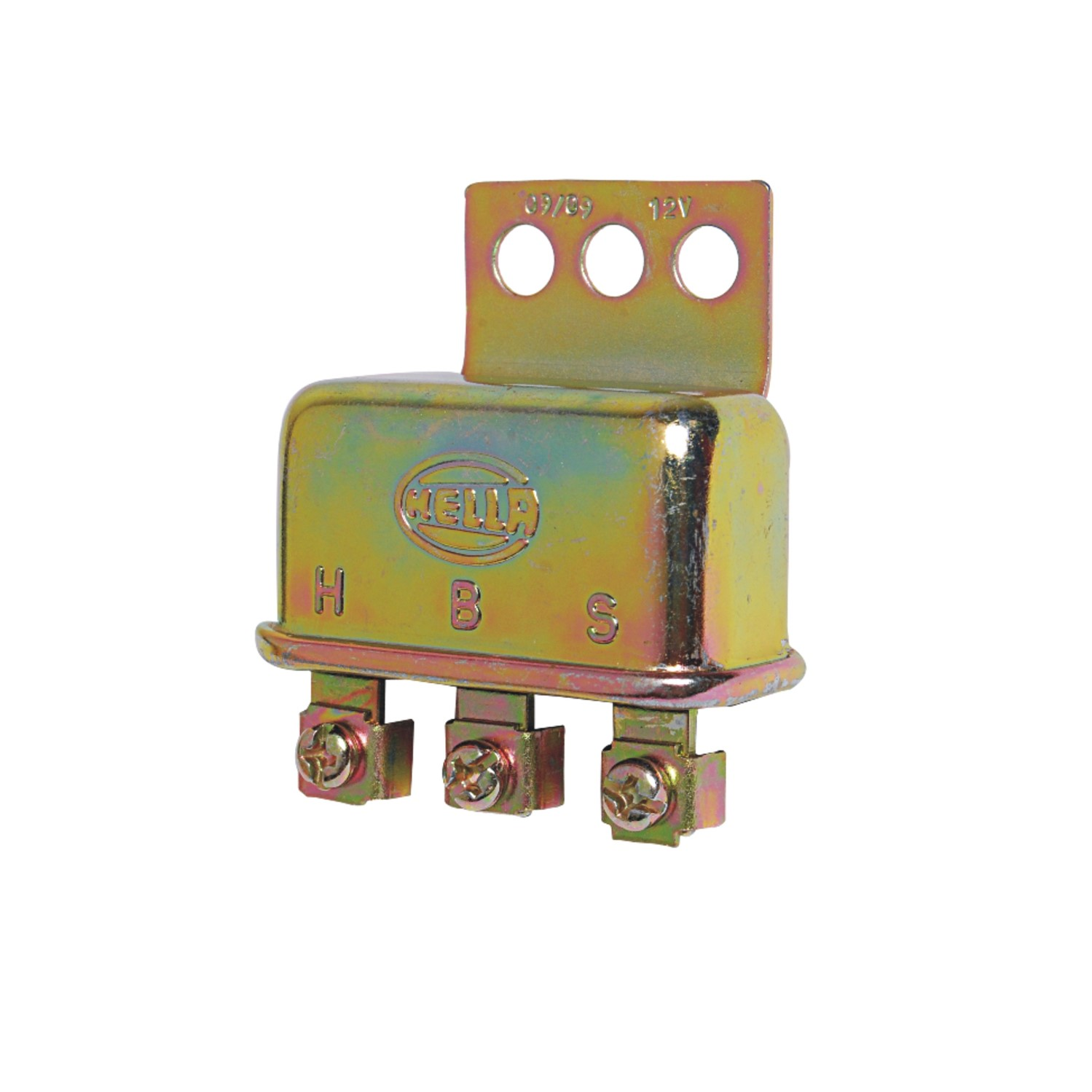 HELLA 329316061 3pin Metal Body Relay