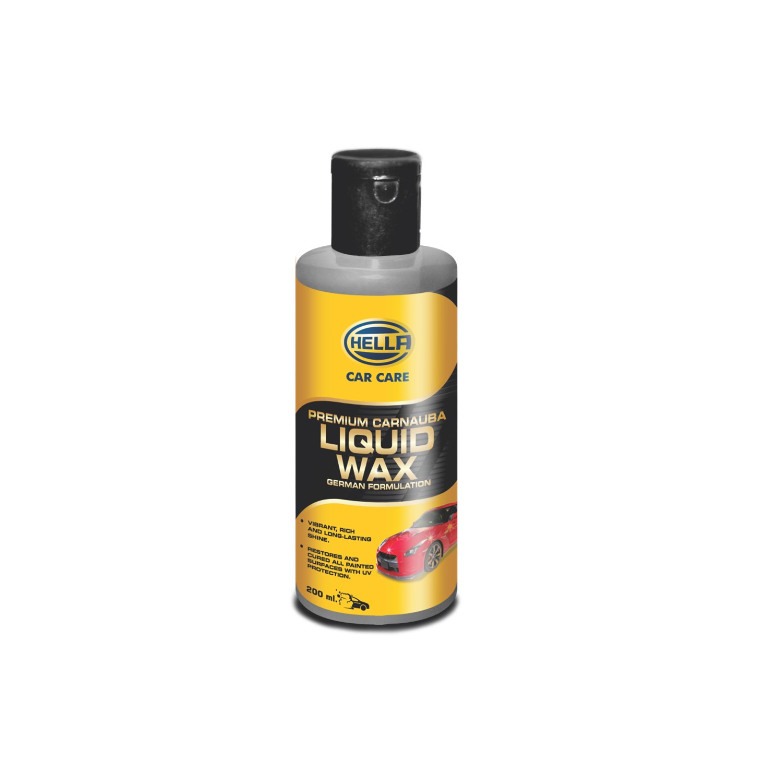 HELLA 358125111 Premium Carnauba Liquid Wax 200 ml
