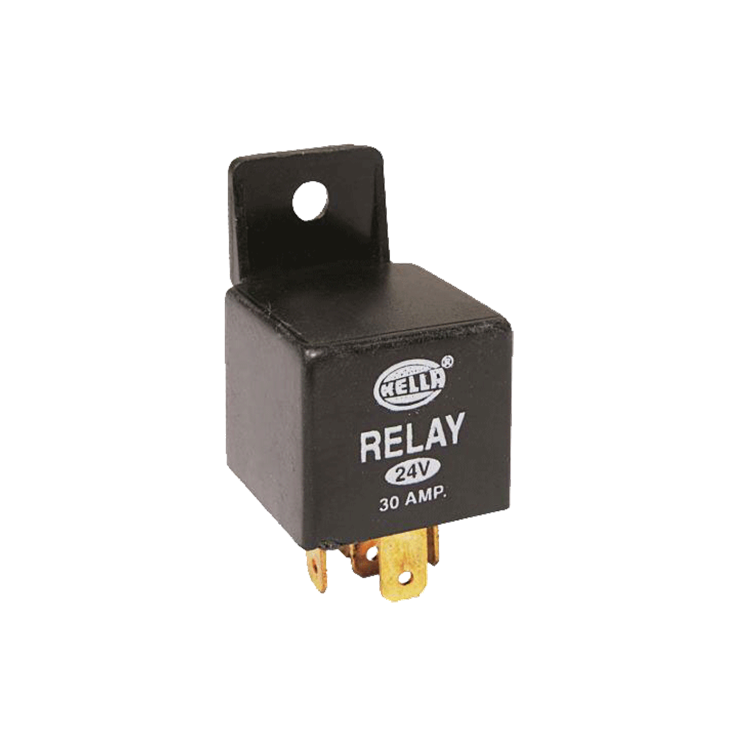 HELLA 933791091 5pin 12V Horn Relay ( NO Type )