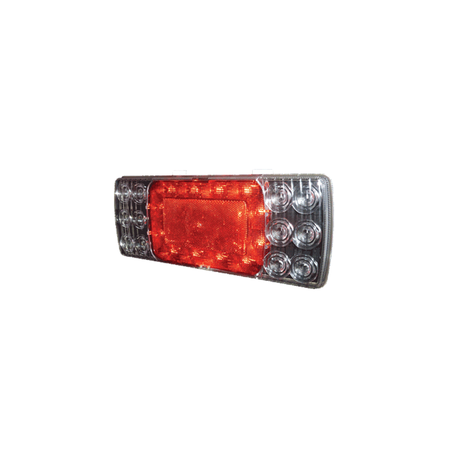 HELLA 980890641 New LED Tail Lamp RH With Licence Plate MSSL Connector